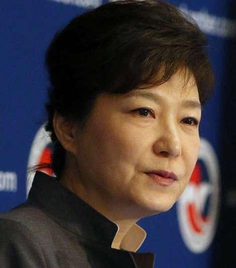 Biografi Park Geun-hye