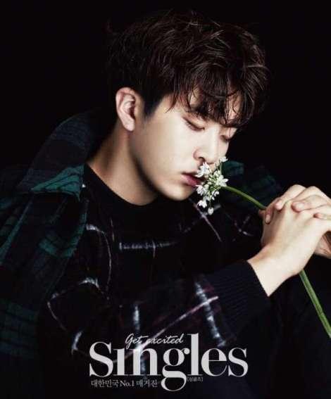 GOT7 majalah Single Januari (10)