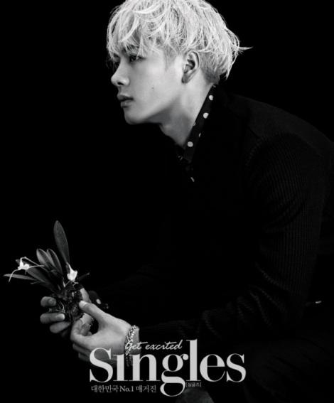 GOT7 majalah Single Januari (3)