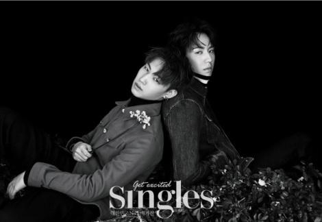 GOT7 majalah Single Januari (4)