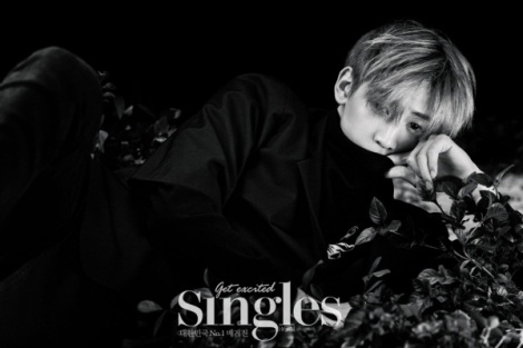 GOT7 majalah Single Januari (7)