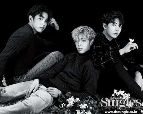 GOT7 majalah Single Januari (8)