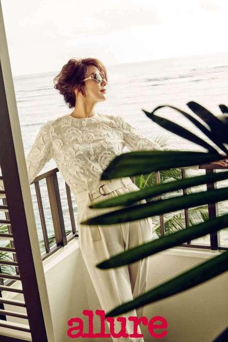 Kim Hee Ae Dalam Majalah 'allure' Januari (4)