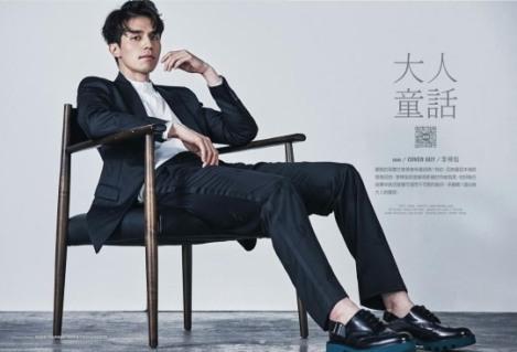 Lee Dong-wook Terlihat Cool dan Karismatik Di Majalah Men's Uno (1)