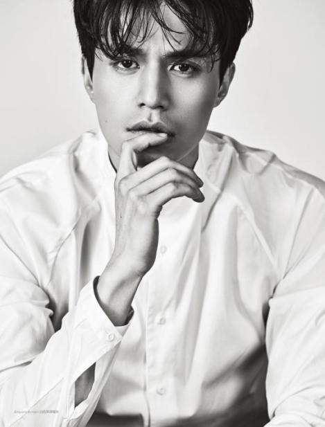 Lee Dong-wook Terlihat Cool dan Karismatik Di Majalah Men's Uno (4)