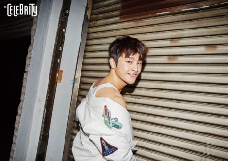 Seo In Guk Dalam Majalah 'The Celebrity' Januari (1)