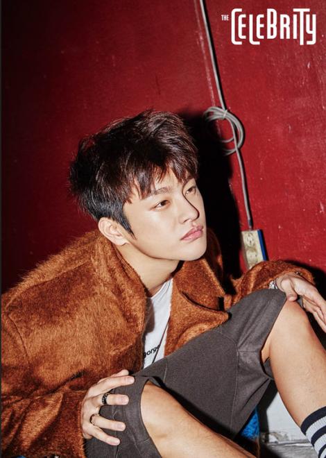 Seo In Guk Dalam Majalah 'The Celebrity' Januari (2)