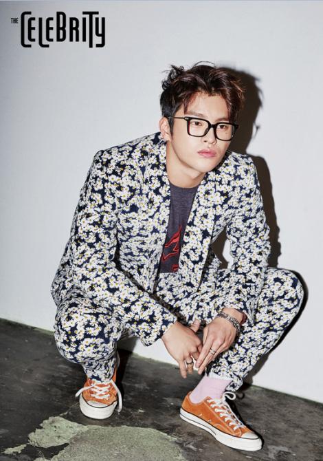 Seo In Guk Dalam Majalah 'The Celebrity' Januari (4)