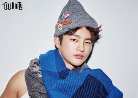 Seo In Guk Dalam Majalah 'The Celebrity' Januari (5)