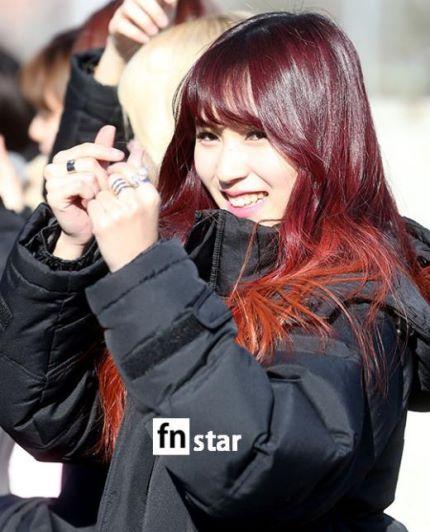 160109 TWICE Mini Fanmeeting @ Music Core (3)