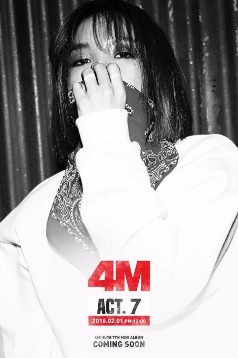 4Minute Gambar Teaser ACT (4)