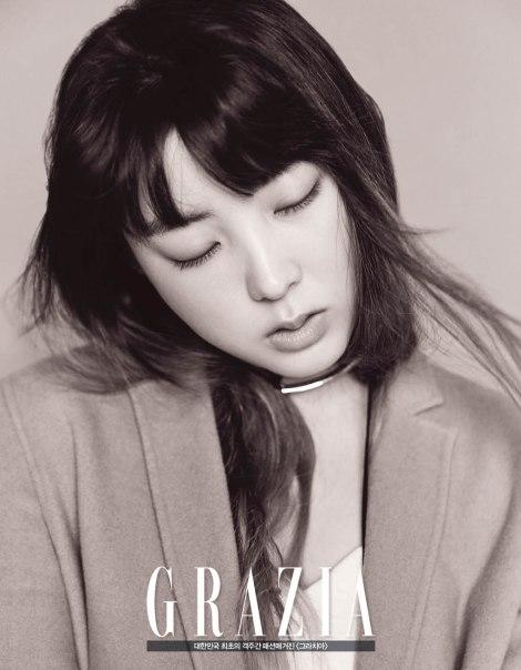 4Minute Majalah Grazia Februari (5)