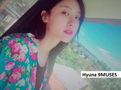9MUSES Hyuna