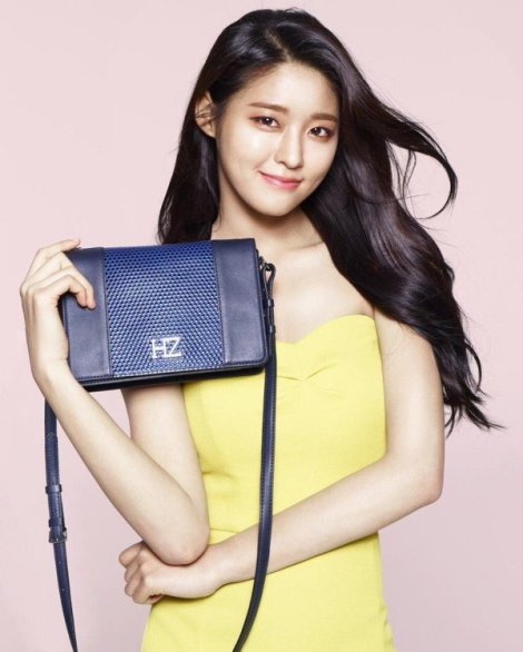AOA's Seolhyun for Hazzy Bag (1)