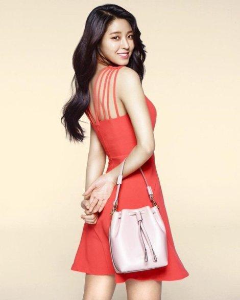 AOA's Seolhyun for Hazzy Bag (2)