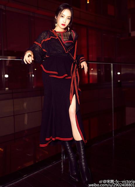Baju Tembus Pandang Victoria f(x) (4)