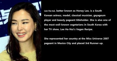 Biodata Honey Lee (2)
