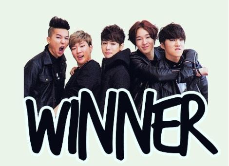 Boygroup WINNER