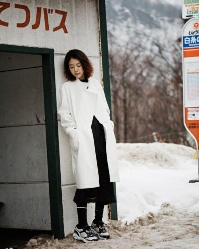 Chae Jung-an Single Januari (2)