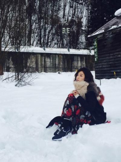 Chae Jung-an Single Januari (3)