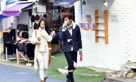 Chen Bo-lin dan Song Ji-hyo Pacaran (3)