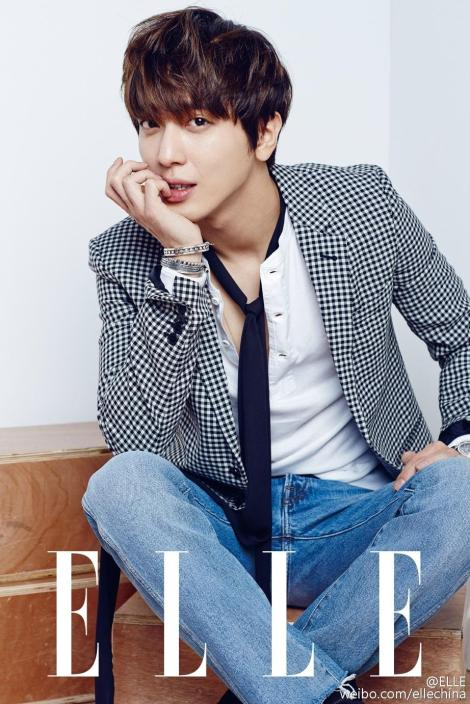 CNBLUE's Jung Yong-hwa for Elle China Magazine (2)
