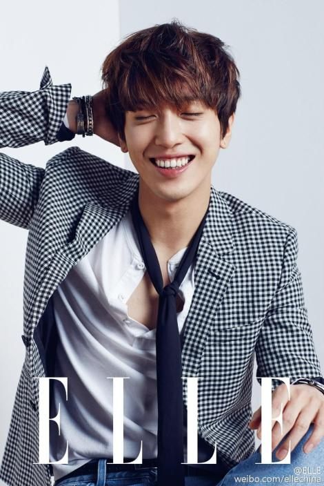CNBLUE's Jung Yong-hwa for Elle China Magazine (4)