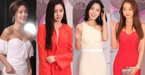 Daftar Aktris Berbusana Terbaik MBC Drama Award 2015
