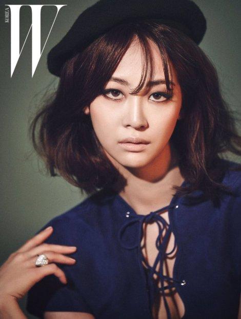 Dasom Majalah W Korea February (2)