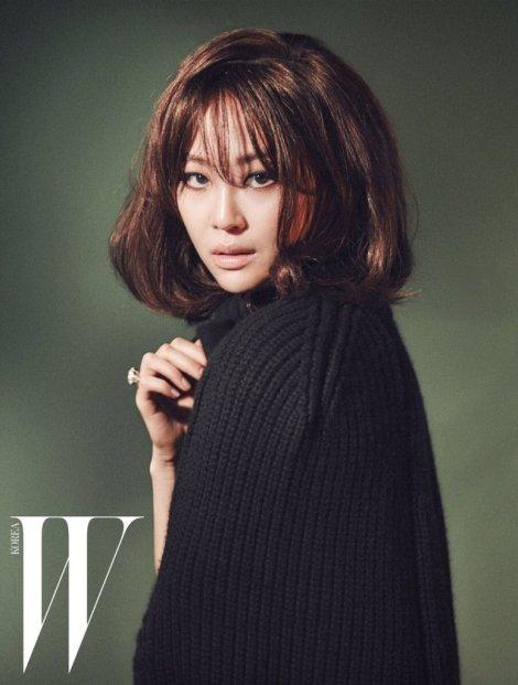 Dasom Majalah W Korea February (3)