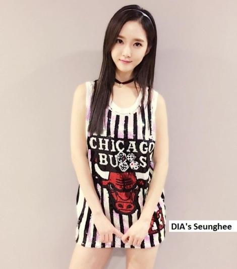 DIA's Seunghee