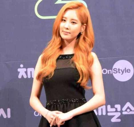Seohyun Girls' Generation