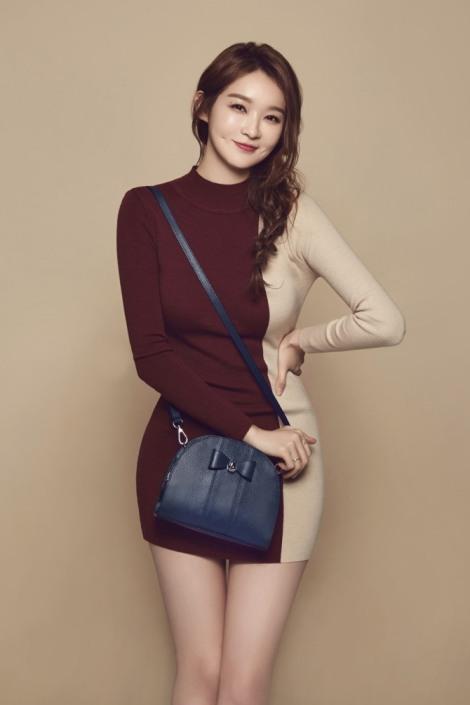 Foto Cantik Kang Min-kyung