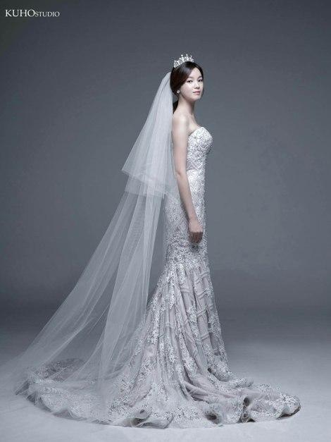 Foto Pernikahan Jeong Ga Eun (3)