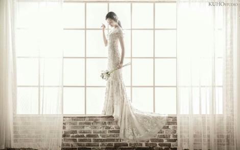Foto Pernikahan Jeong Ga Eun (5)