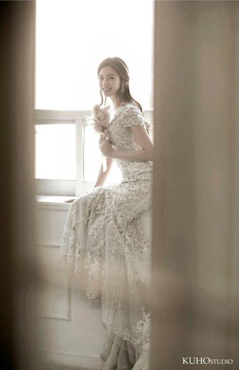 Foto Pernikahan Jeong Ga Eun (6)