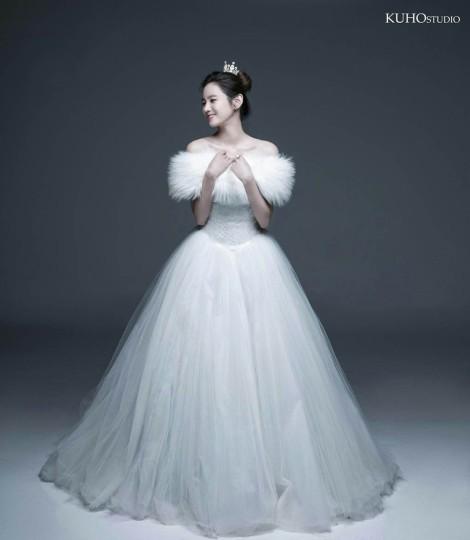 Foto Pernikahan Jeong Ga Eun (7)