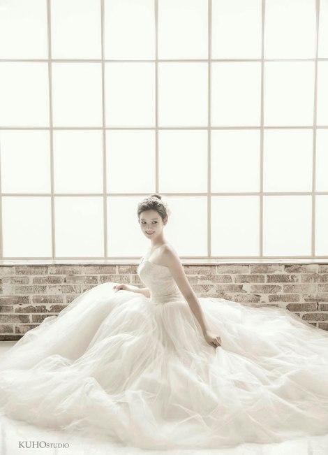Foto Pernikahan Jeong Ga Eun (9)