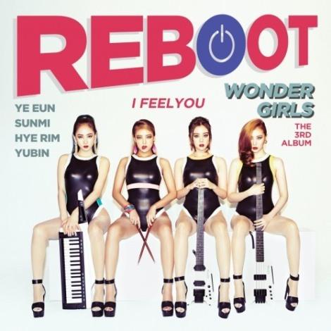 Girlgroup Wonder Girls