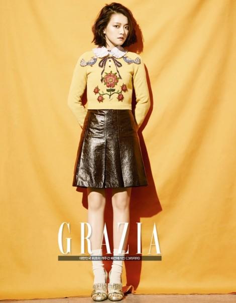 Go Ah Sung Majalah GRAZIA Februari (3)