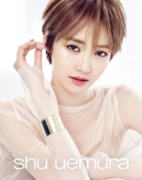 Go Joon-hee Promo Shue Uemura (1)