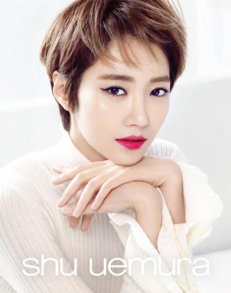 Go Joon-hee Promo Shue Uemura (2)