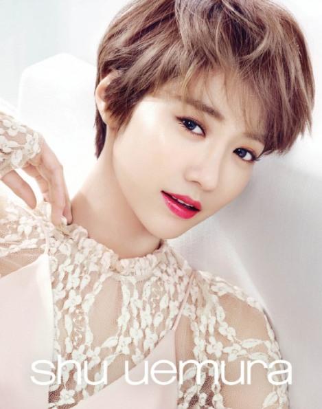 Go Joon-hee Promo Shue Uemura (3)