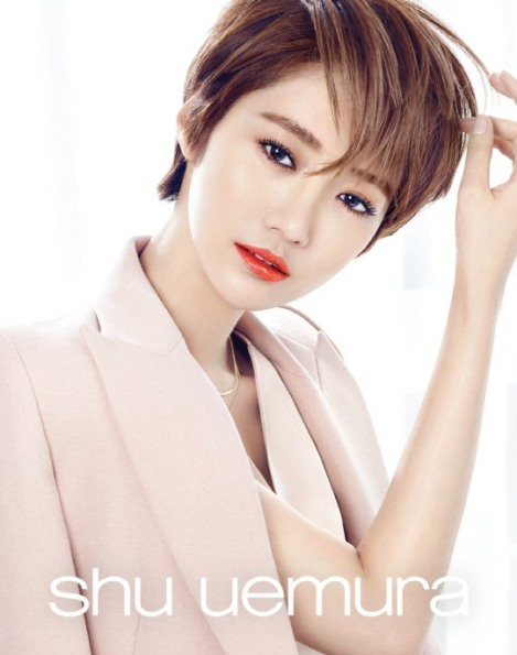 Go Joon-hee Promo Shue Uemura (4)
