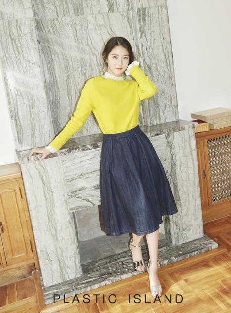 Gong Seung Yeon untuk Plastic Island (2)