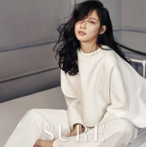 Gong Seungyeon for Sure Magazine February (2)