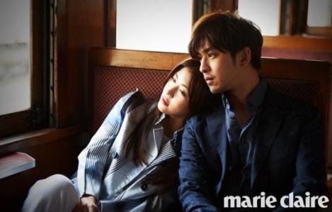 Ha Ji-won Majalah Marie Claire Februari (2)