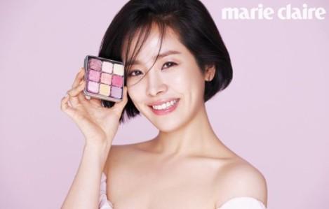 Han Ji-min Marie Claire Januari (4)