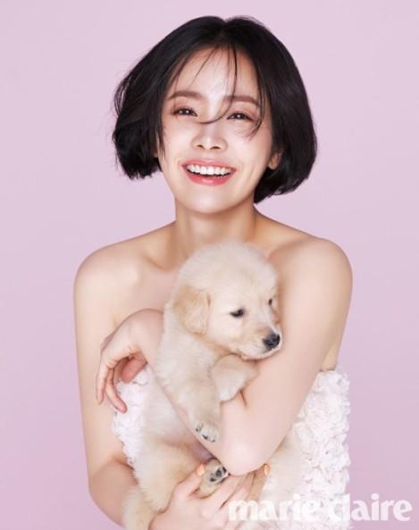 Han Ji-min Marie Claire Januari (5)