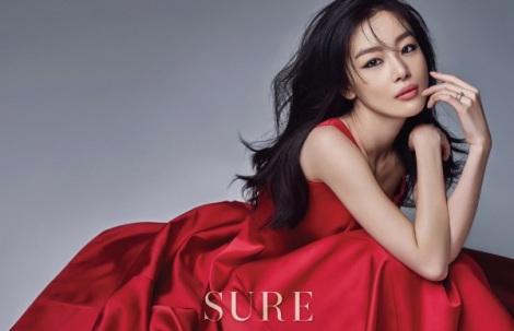 Han Sunhwa Majalah Sure Januari (1)